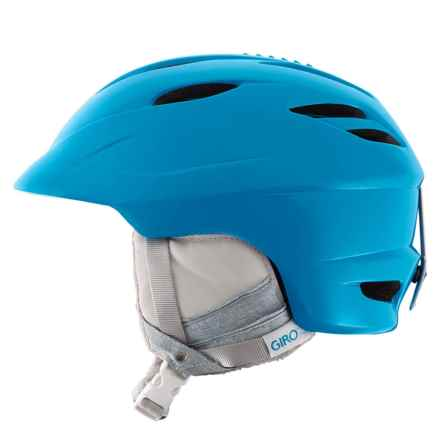 Giro Sheer Ski Helmet (For Women) in Blue Jewel - Closeouts