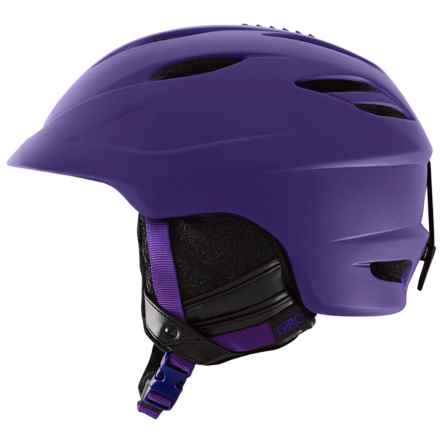 Giro Sheer Ski Helmet (For Women) in Matte Purple Mosiac - Closeouts
