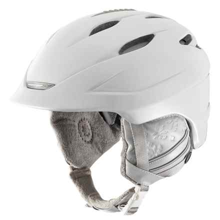 Giro Sheer Ski Helmet (For Women) in Pearl White Laurel - Closeouts