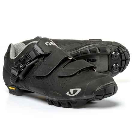 Giro Sica VR70 Mountain Bike Shoes - SPD (For Women) in Matte Black - Closeouts