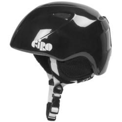 Giro Slingshot Snowsport Helmet (For Kids and Youth) in Black