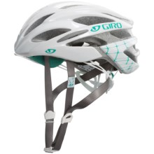Giro Sonnet Bike Helmet (For Women) in White/Pearl Crackle - Closeouts