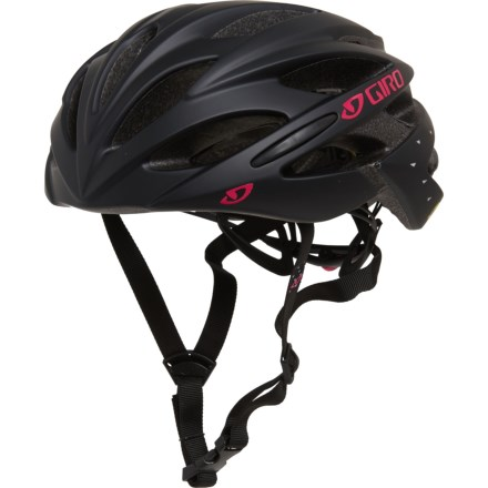c0c4de4fad Giro Sonnet Bike Helmet - MIPS (For Women) in Matte Black Bright Pink