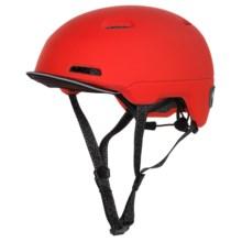 Giro Sutton Bike Helmet (For Men and Women) in Matte Glowing Red - Closeouts