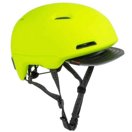 Giro Sutton Bike Helmet - MIPS (For Men and Women) in Matte Highlight Yellow - Closeouts
