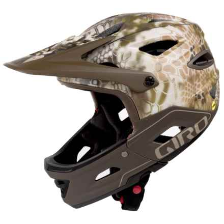 Giro Switchblade Mountain Bike Helmet - MIPS (For Men and Women) in Matte Krptk - Closeouts