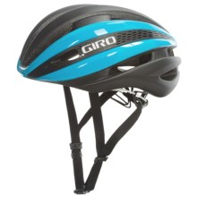 Giro Synthe Bike Helmet (For Men and Women) in Blue/Matte Black - Closeouts