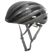 Giro Synthe Bike Helmet (For Men and Women) in Matte Titanium/Silver - Closeouts