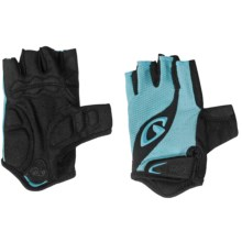 Giro Tessa Cycling Gloves - Fingerless (For Women) in Blue/Black - Closeouts