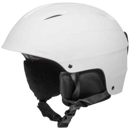 Giro Tilt Ski Helmet (For Kids and Youth) in Matte White - Closeouts