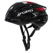 Giro Trinity Bike Helmet (For Women) in Red/Black - Closeouts