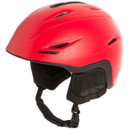 Giro Union Ski Helmet - MIPS (For Men) in Matte Bright Red Fade - Closeouts