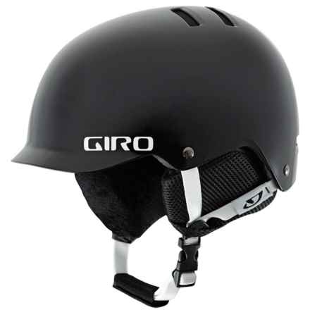 Giro Vault Ski Helmet (For Little and Big Kids) in Black - Closeouts