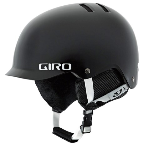 Giro Vault Ski Helmet (For Little and Big Kids) in Black