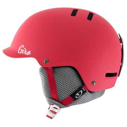 Giro Vault Ski Helmet (For Little and Big Kids) in Bright Coral - Closeouts