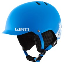 Giro Vault Ski Helmet (For Little and Big Kids) in Matte Blue Rocksteady - Closeouts