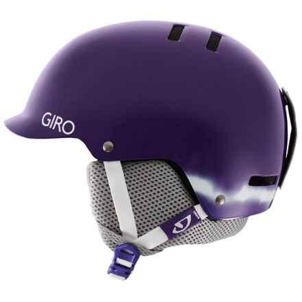 Giro Vault Ski Helmet (For Little and Big Kids) in Purple Fade - Closeouts
