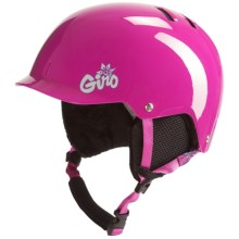 Giro Vault Snowsport Helmet (For Kids and Youth) in Doodle Girl - Closeouts