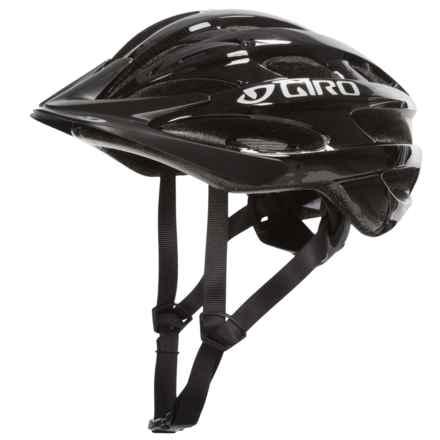 Giro Verona Bike Helmet (For Women) in Black Pearl Flowers - Closeouts