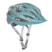 Giro Verona Bike Helmet (For Women) in Matte Industrial Green Floral - Closeouts