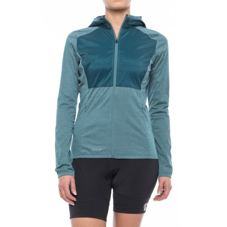 Giro Wind Guard Hoodie LT (For Women) in Legion Blue