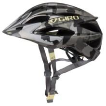 Giro Xara Bike Helmet (For Women) in Matte Titanium Moss Camo - Closeouts