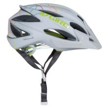 Giro Xara Bike Helmet (For Women) in Matte White Geo - Closeouts
