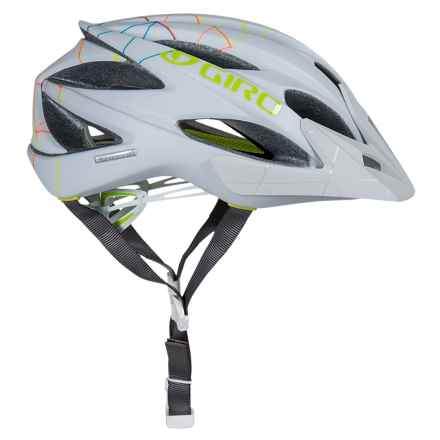 Giro Xara Bike Helmet (For Women) in Matte White Geo - Closeouts