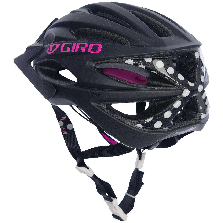 giro xara bike helmet for women save 53. Black Bedroom Furniture Sets. Home Design Ideas