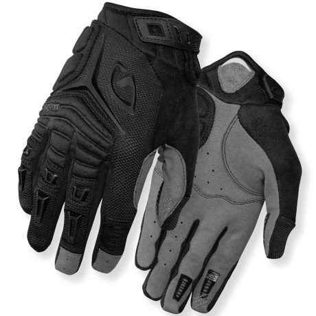 Giro Xen Cycling Gloves (For Men and Women) in Black