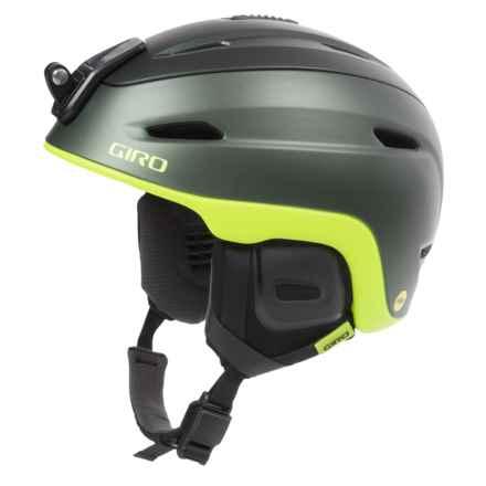 Giro Zone MIPS Ski Helmet in Matte Milspec/Olive - Closeouts