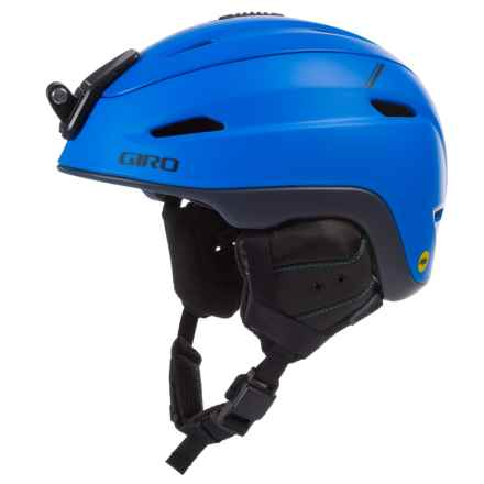 Giro Zone Ski Helmet - MIPS (For Men) in Matte Blue/Turbulence - Closeouts