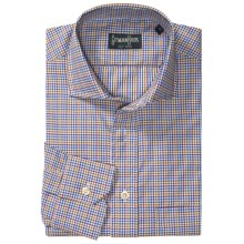 Gitman Brothers Cotton Multi-Check Sport Shirt - Long Sleeve (For Men) in Multi Check - Closeouts
