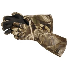Glacier Glove Camo Decoy Gloves - Neoprene (Men) in Realtree Advantge Max 4 - Closeouts
