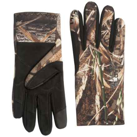Glacier Glove Guide Gloves - Touchscreen Compatible (For Men) in Advantage Max 5 - Closeouts