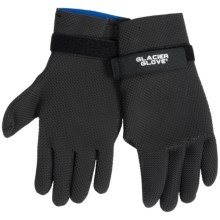 Glacier Glove Kenai Neoprene Gloves - Waterproof, Full Fingers (For Men and Women) in Black - Closeouts