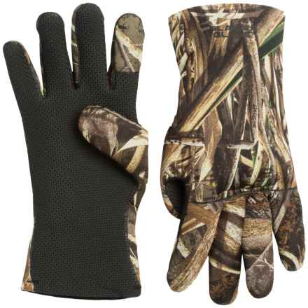 Glacier Gloves Aleutian® Gloves - Waterproof (For Men and Women) in Realtree Max-5 - Closeouts