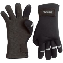 Glacier Gloves Bristol Bay Gloves - Waterproof (For Men and Women) in Black - Closeouts