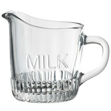 Global Amici Bordeaux Creamer in Clear - Overstock