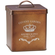 Global Amici Covent Garden Canister - Medium in Copper - Closeouts