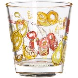 Global Amici Fresh Fruit Glasses - 12 fl.oz., Set of 6