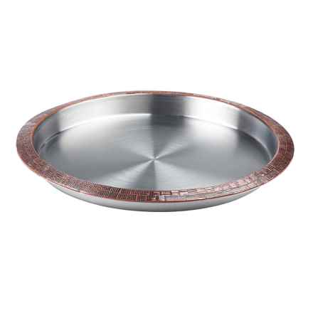 Global Amici Monroe Serving Tray in Copper - Closeouts