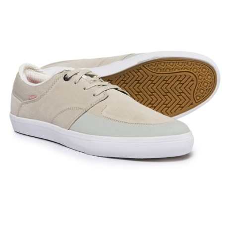 Globe Chase Sneakers (For Men) in Light Grey