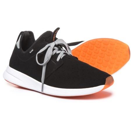 Globe Dart Lyt Sneakers - Slip-Ons (For Men) in Black/Grey/Orange