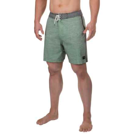 Globe Spencer Boardshorts (For Men) in Maize - Closeouts