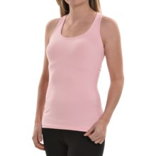 Glyder Performa Tank Top - Racerback (For Women) in Petal Pink - Closeouts