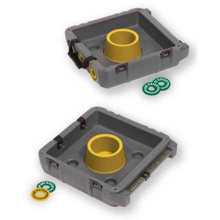 Go! Gater Gold Washer Toss Set in See Photo - Overstock