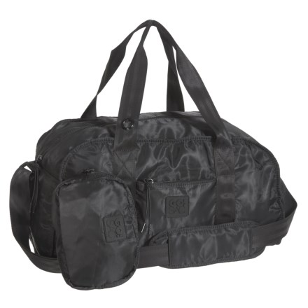 db26ec176b3 Sac The Sport 22L Duffel Bag (For Women) in Black - Closeouts