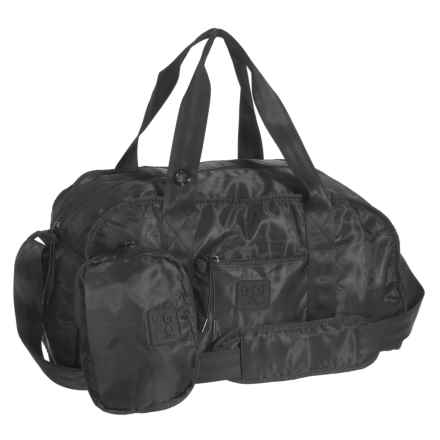 Go! Sac The Sport 22L Duffel Bag (For Women) in Black - Closeouts