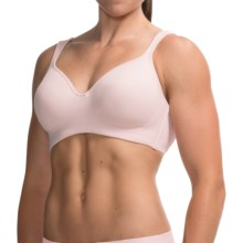 Go2bras Smooth Shape Unlined Bra (For Women) in Blush - Overstock